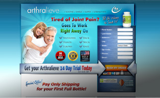 Arthralieve. Arthritis Treatment
